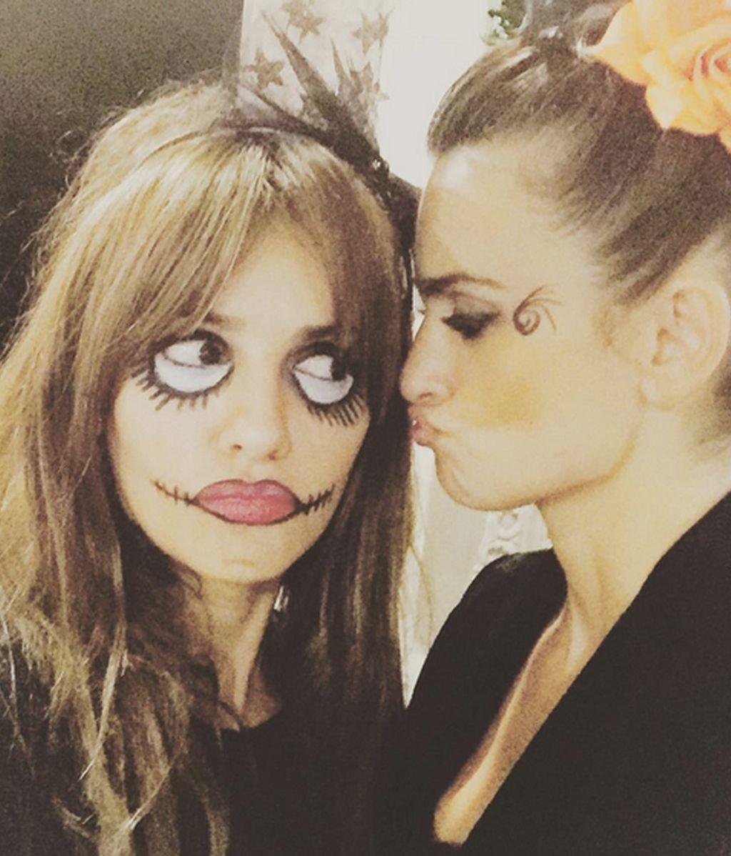 Mónica y Penélope Cruz, aún más miedo si están juntas