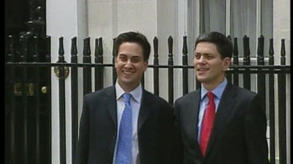La guerra de los Miliband