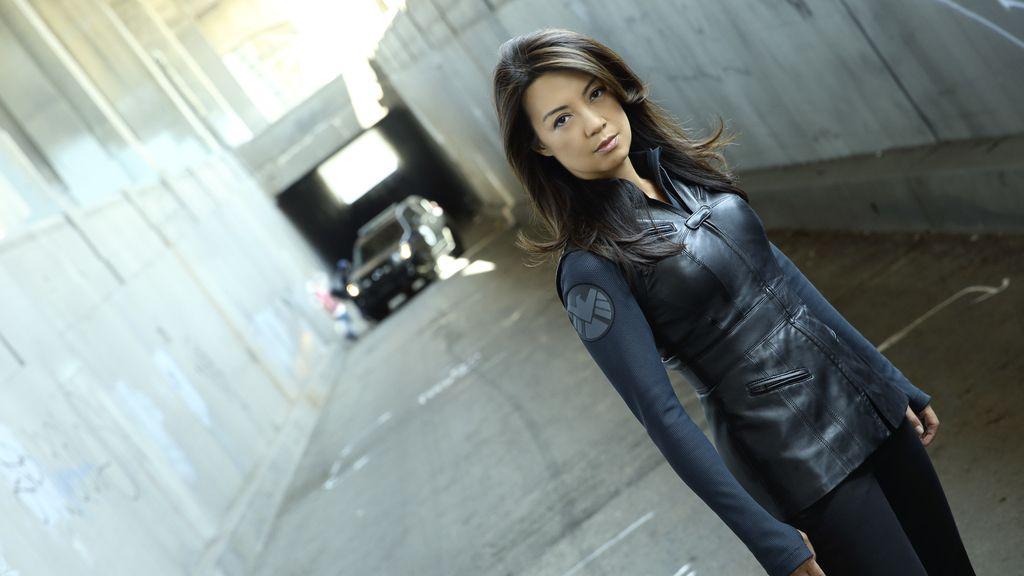 Ming-Na Wen es la agente Melinda May