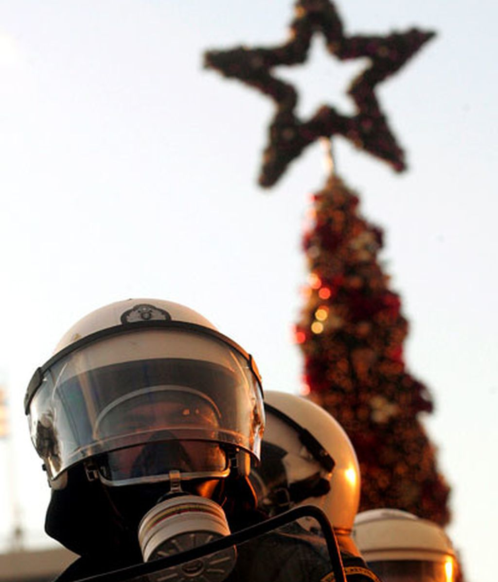 Navidad en Grecia