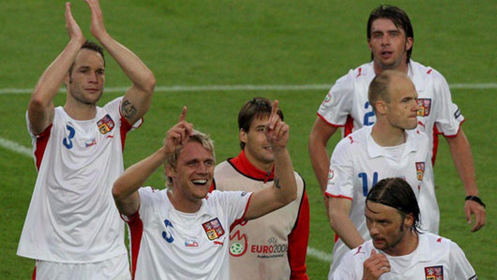 República Checa 1- Suiza 0