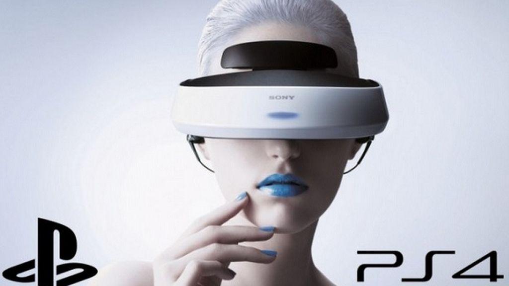 Morpheus, Sony, proyecto, PS4, casco Sony