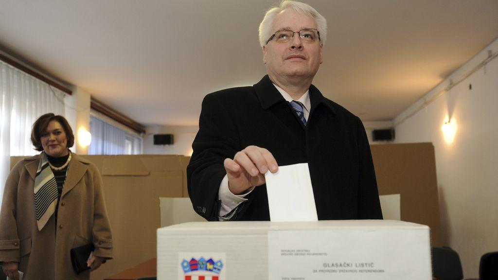 Elecciones en Croacia 2012