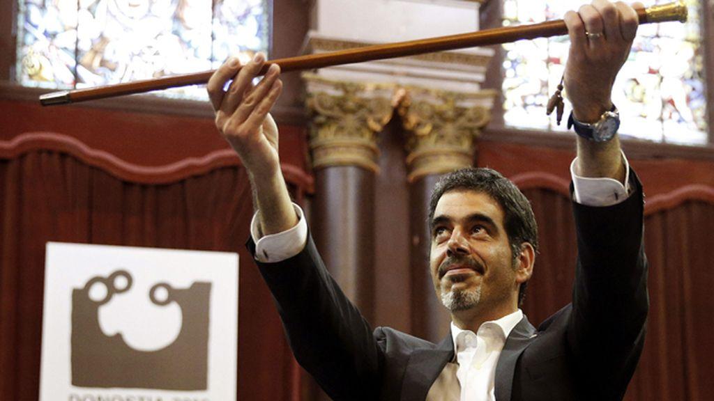 Eneko Goia, PNV, nombrado alcalde de San Sebastián