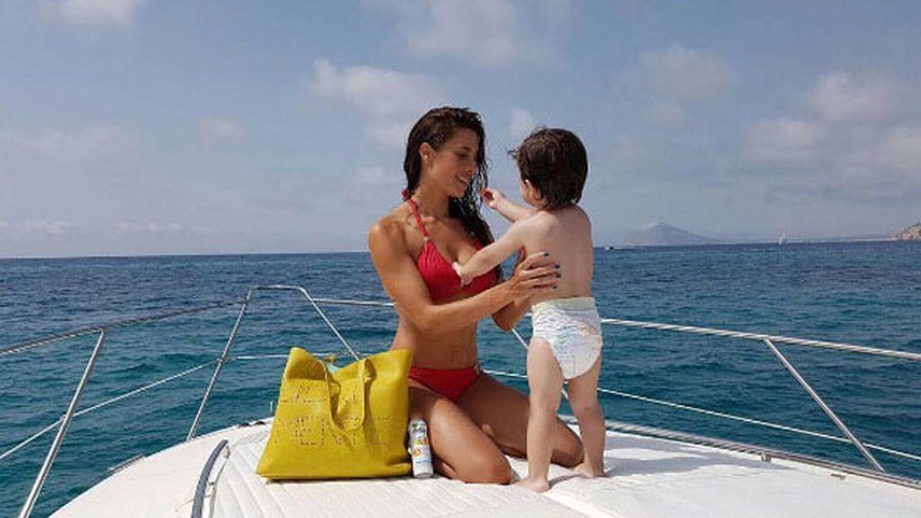 Escapadita madre e hijo y surcando los mares