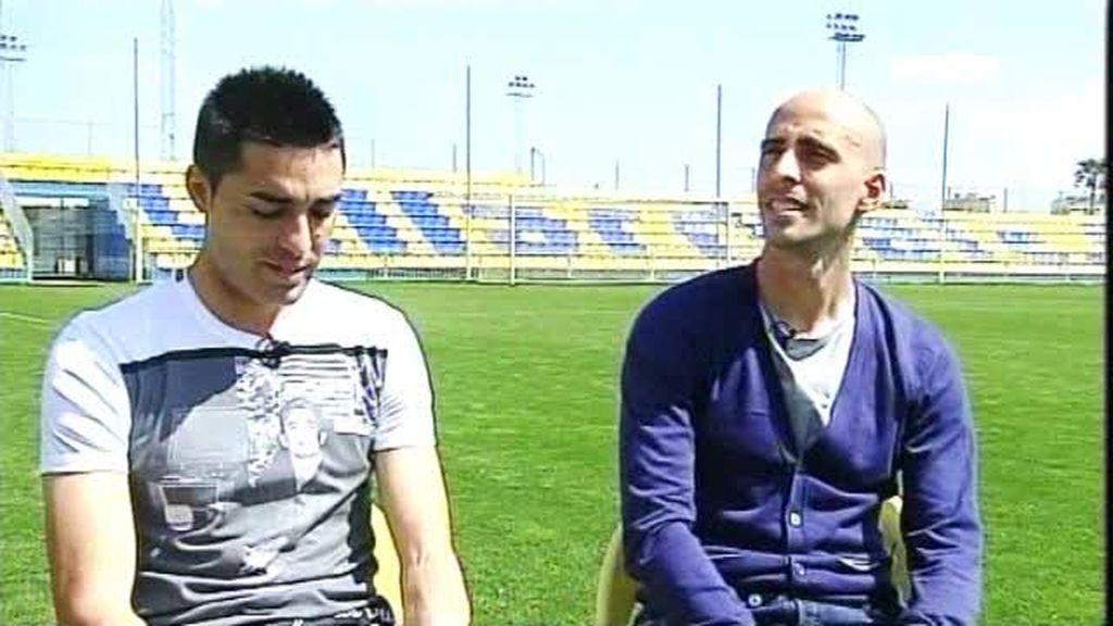 Entrevistamos Bruno Soriano y Borja Valero