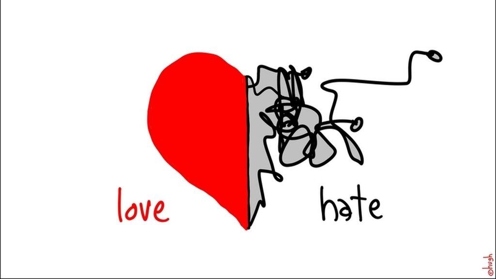 amor y odio