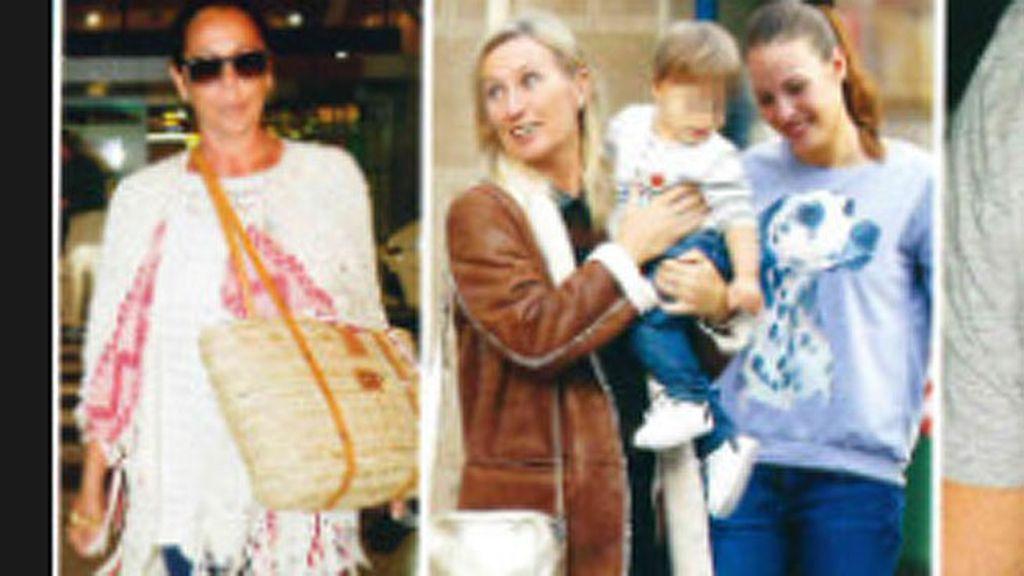 Jessica Bueno se ha ganado el cariño de sus vecinos en Eibar