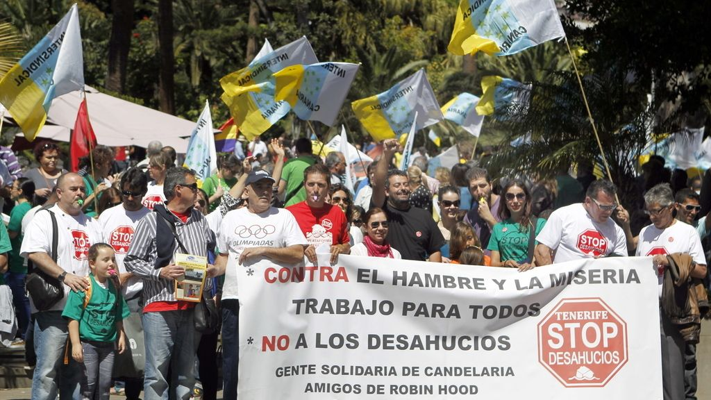 'Marchas por la dignidad'