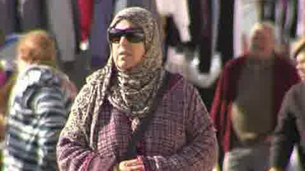 La prohibición del burka al senado