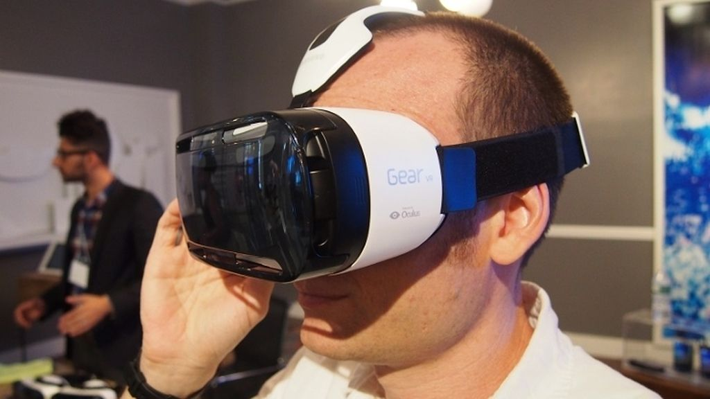 Samsung Gear VR, casco de realidad virtual