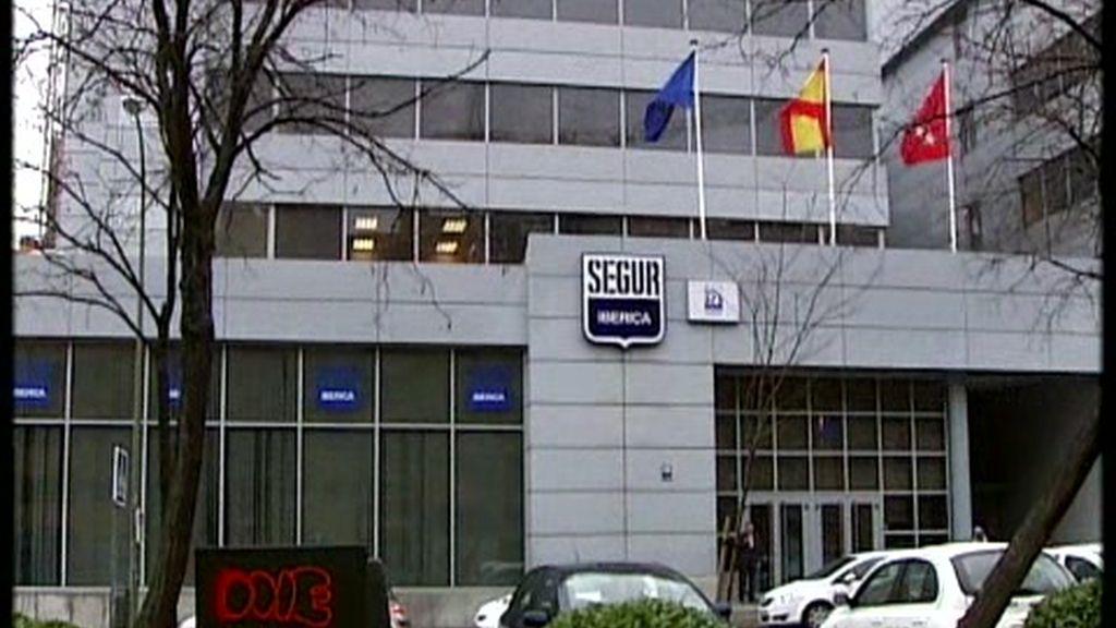 Segur Ibérica estafaba también a empresas privadas