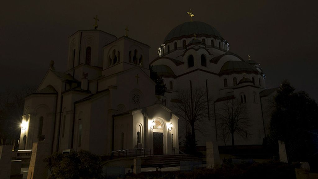 Templo de San Sava, Belgrado