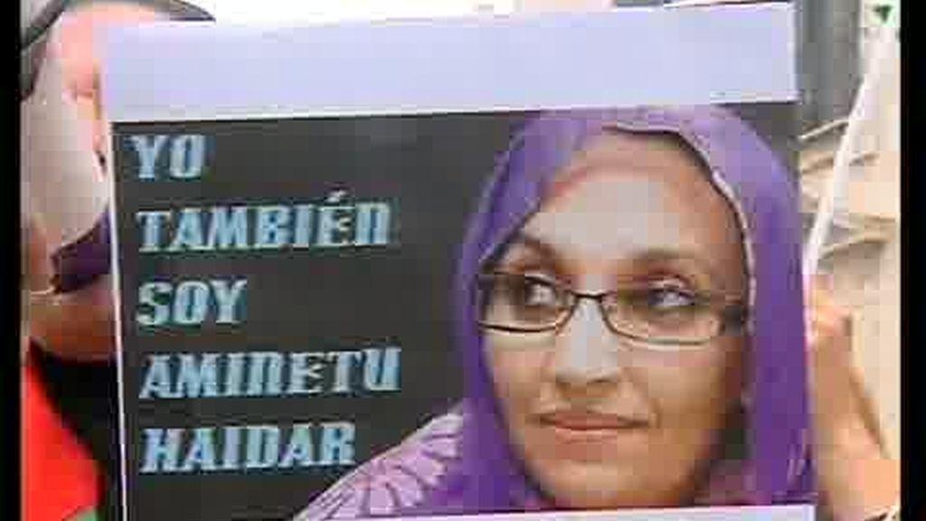 El 'caso Haidar' continúa