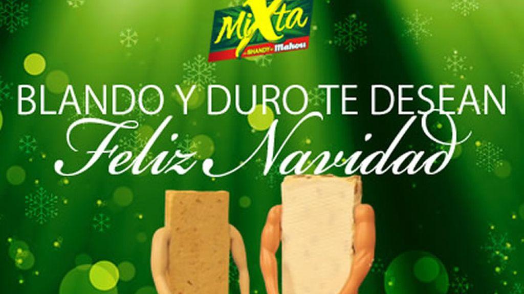 Duro y Blando te desean Feliz Navidad