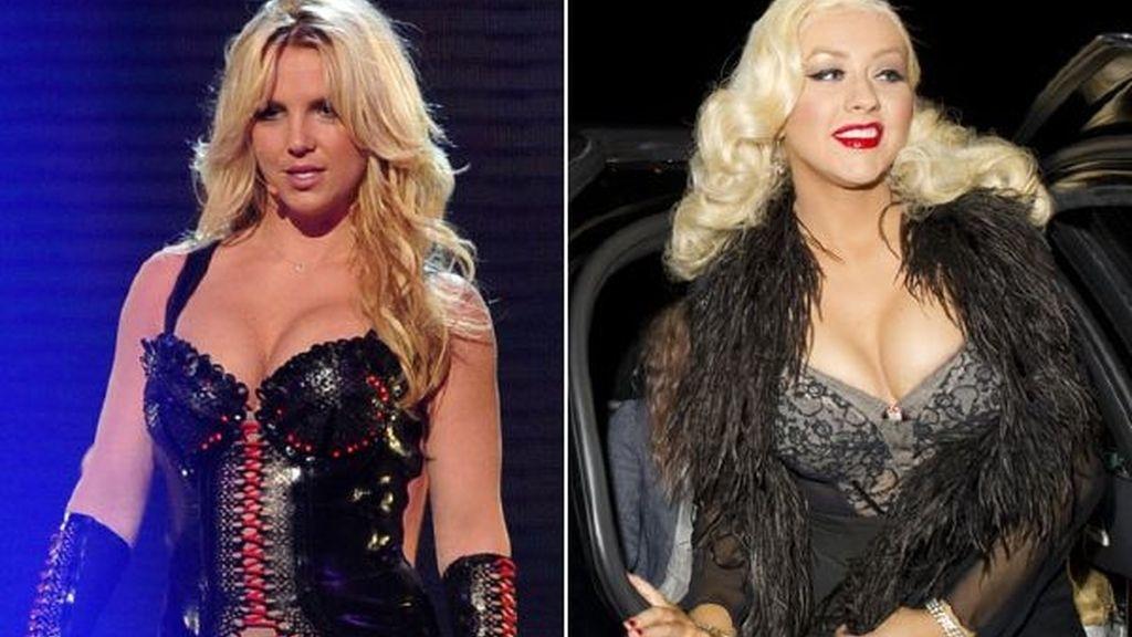 ¿Britney Spears o Christina Aguilera?