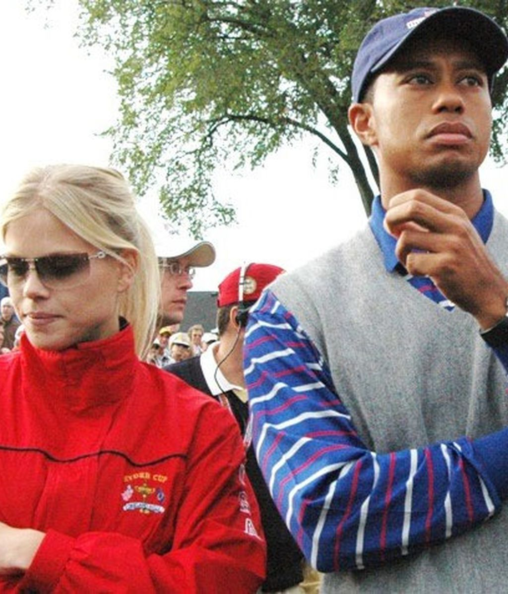 tiger woods divorcio