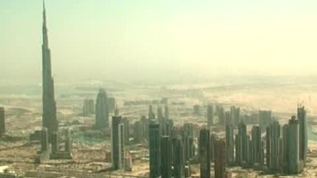 AVANCE. Callejeros Viajeros: Dubai