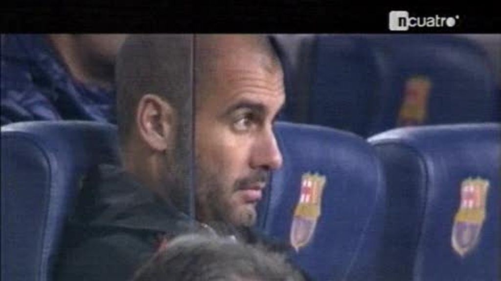 La renovación de Guardiola vista por Valdés