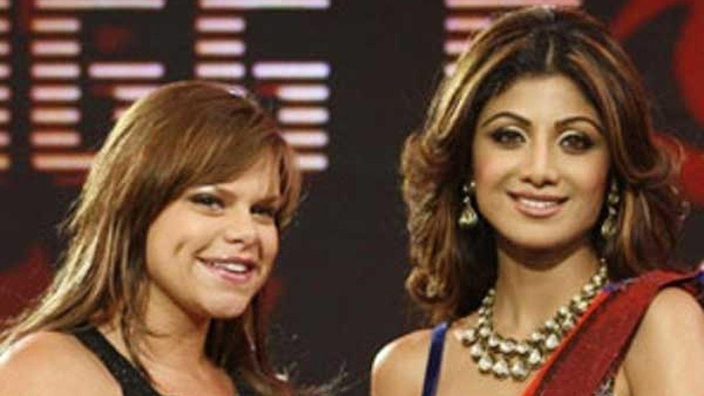 Jade Goody y Shilpa Shetty