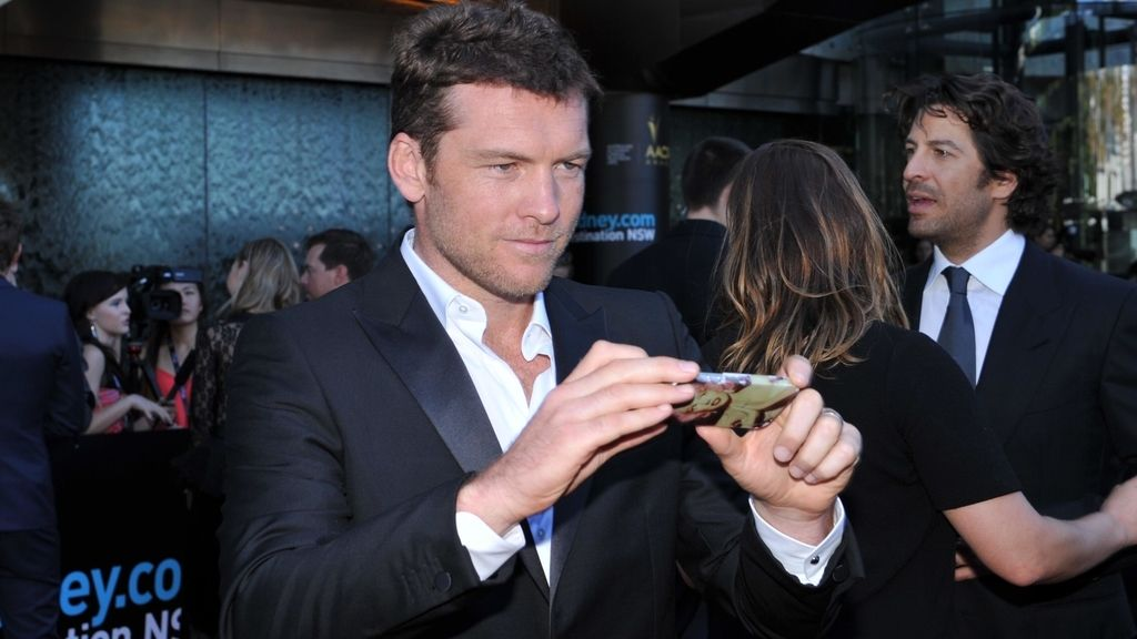 Sam Worthington, detenido por agredir a un fotógrafo