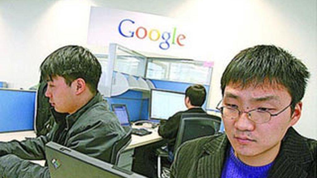 En China el principal portal es Baidu, con un 76% de cuota de mercado.