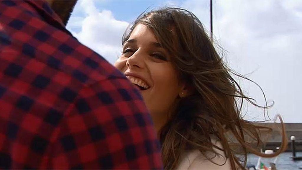 El peculiar discurso de Bruno para conquistar a Laura