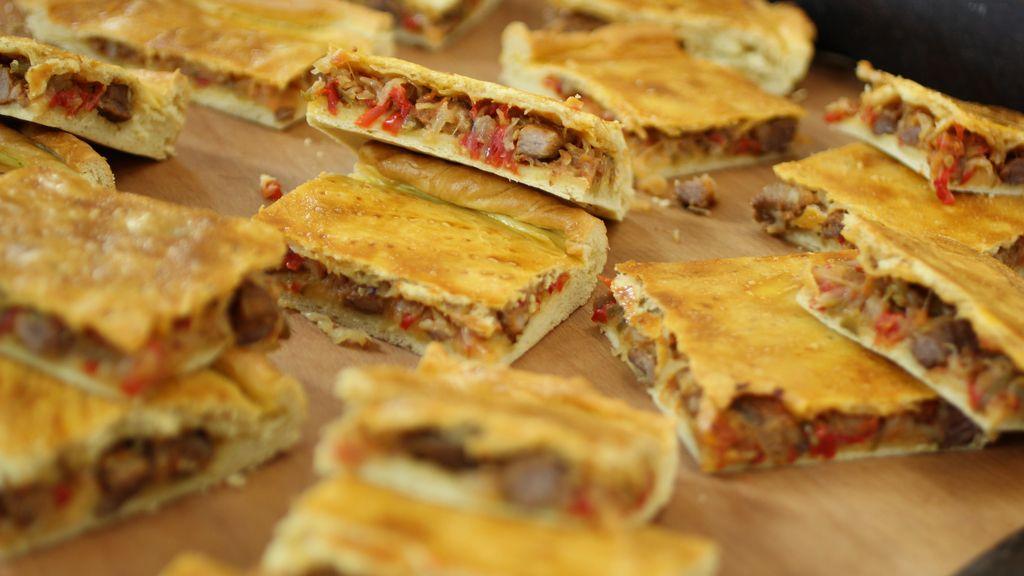 Empanada de lomo de 'Robin Food'