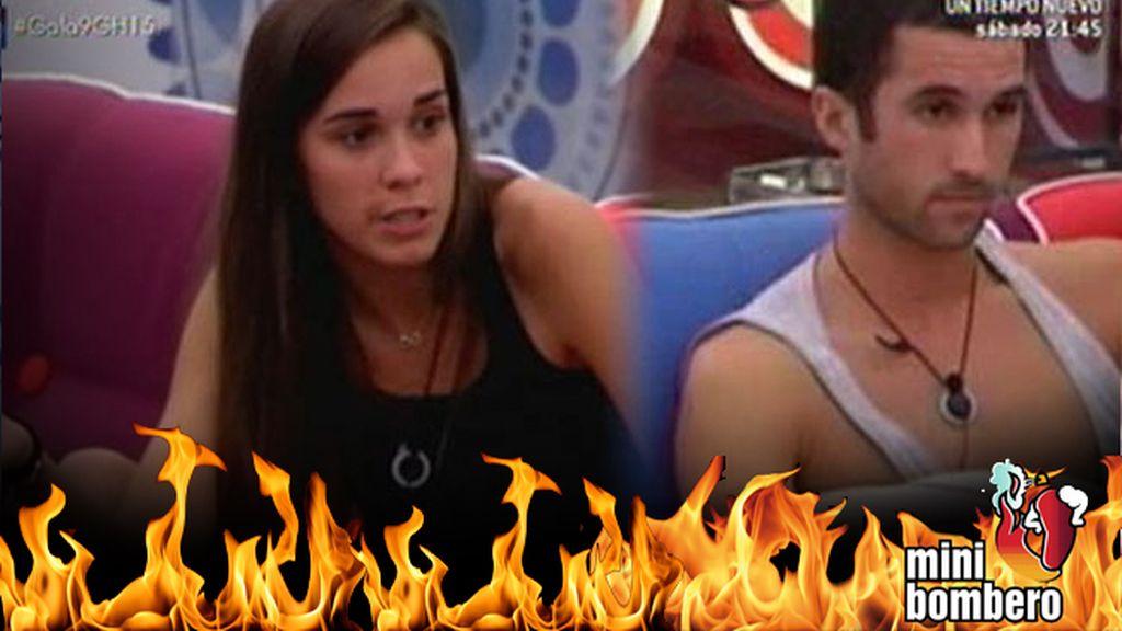 Relación imposible entre Luis y Alejandra
