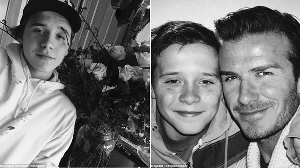 Los Beckham vuelven a estar de celebración, Brooklyn cumple 17 años