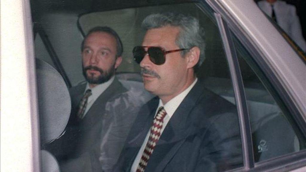 Michel Domínguez, exmiembro de los GAL, detenido por tráfico de drogas
