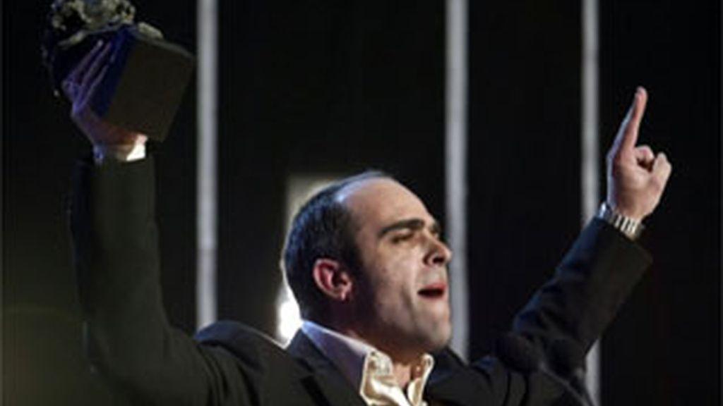 Luis Tosar nominado a mejor actor europeo
