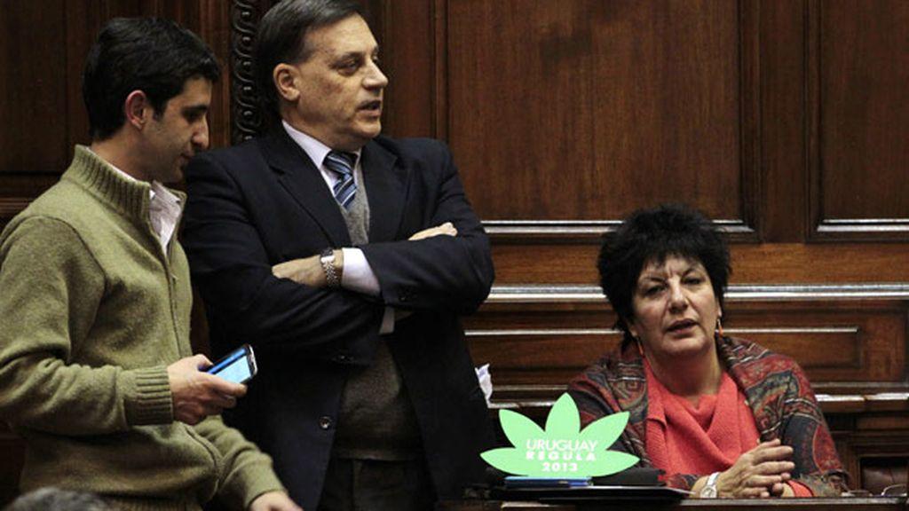 Uruguay a un paso de la legalización de la marihuana