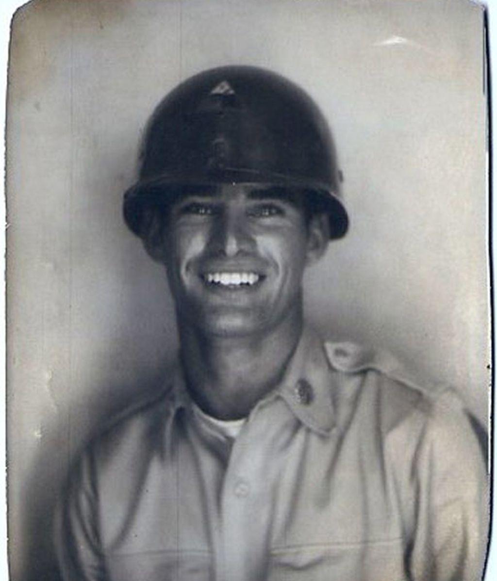 El veterano guapo de los años 50