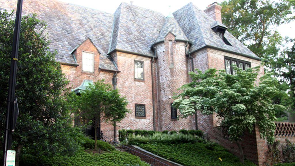 Una mansión de nueve habitaciones, su nuevo hogar a partir de enero
