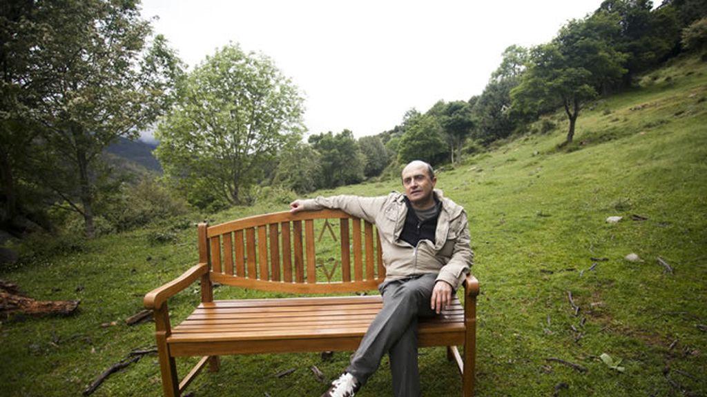 Pepe Viyuelas ha elegido la Sierra de Cameros en La Rioja