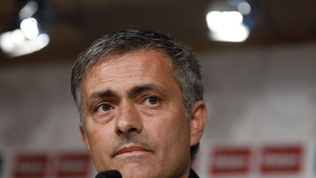 Mourinho habló de sus intenciones de cara al nuevo Madrid del año que viene.