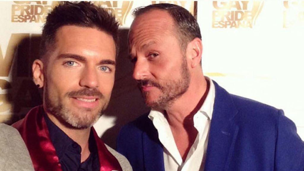 El amor pudo surgir gracias al certamen Mr. Gay Pride España