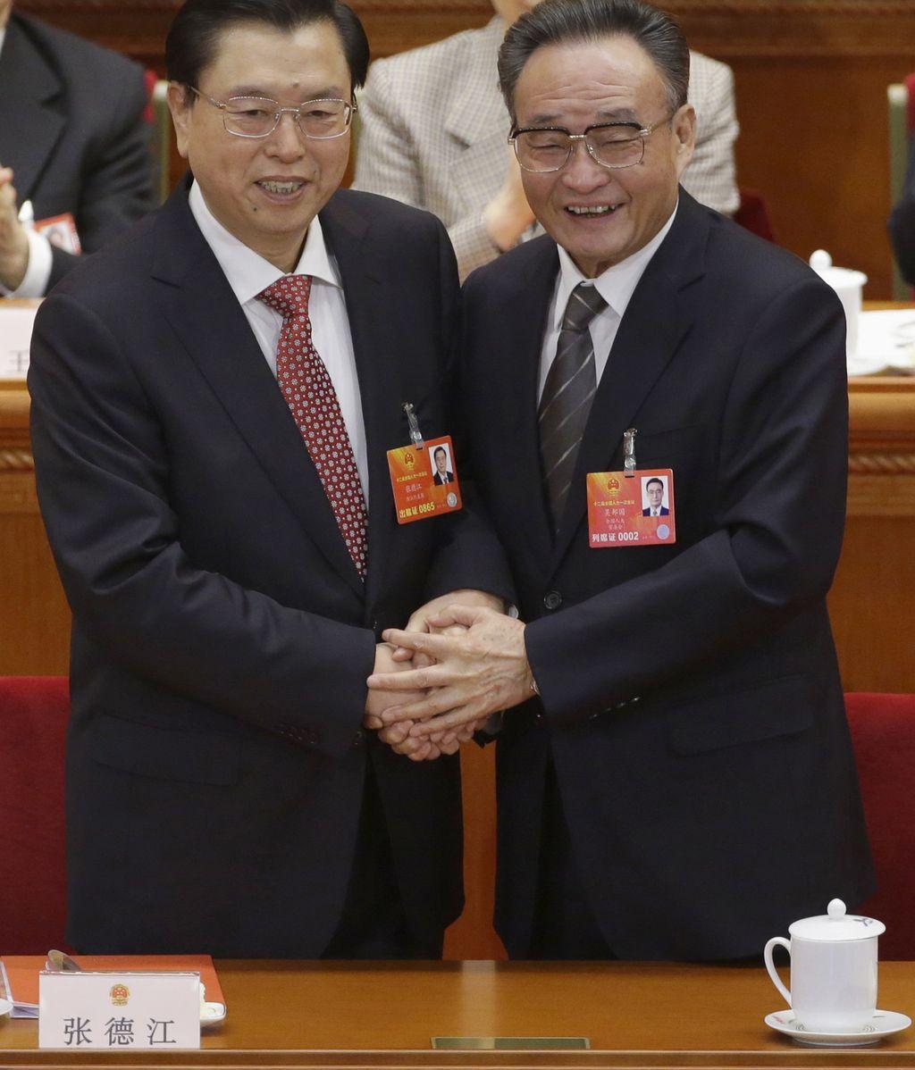 Xi Jinping, elegido formalmente como presidente de China