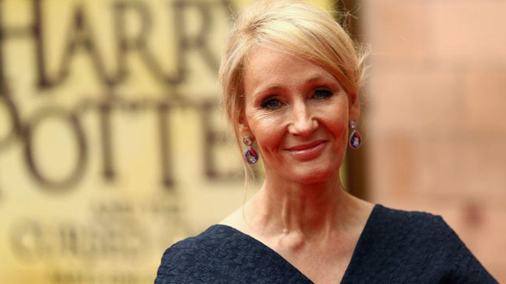 J.K. Rowling estreno