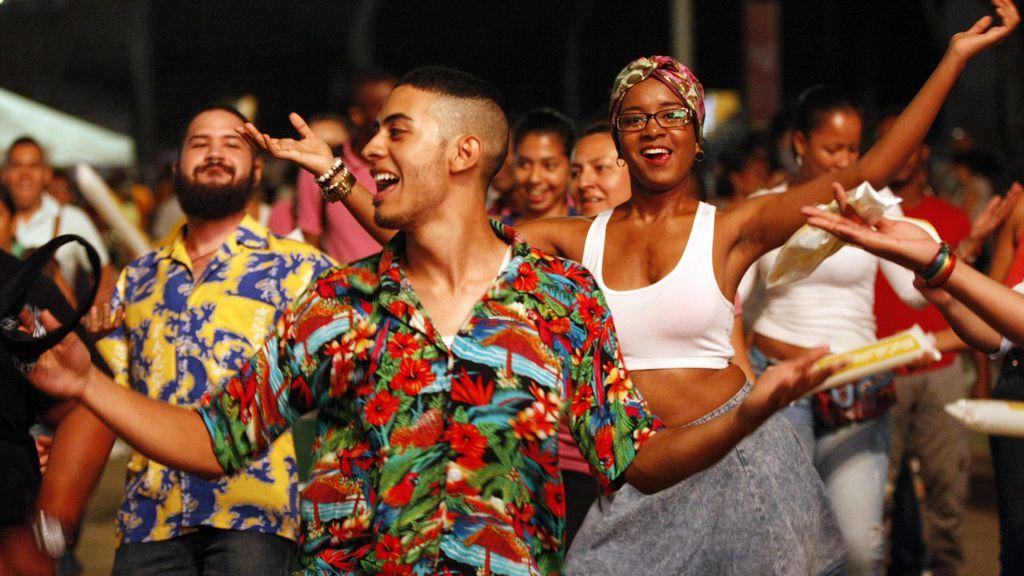 Festival de Música del Pacífico Petronio Álvarez en Cali