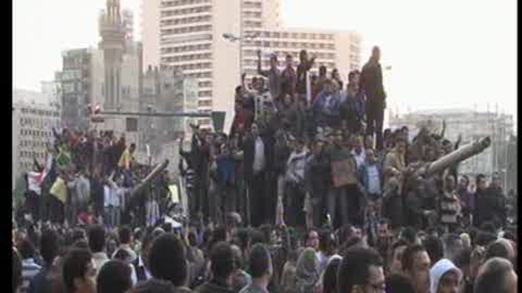 Egipto, cerca de cerrar una página de su historia
