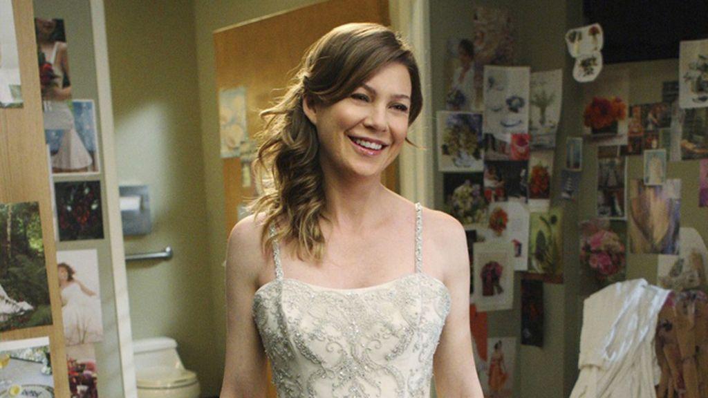 El vestido que hubiera llevado Meredith