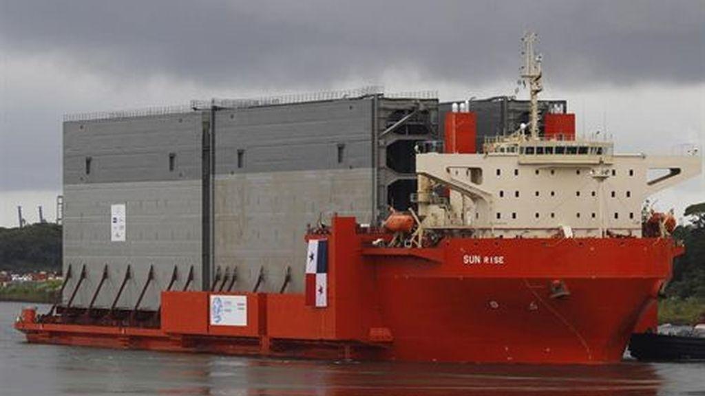 El consorcio del Canal de Panamá achaca sobrecostes a problemas geológicos imprevistos