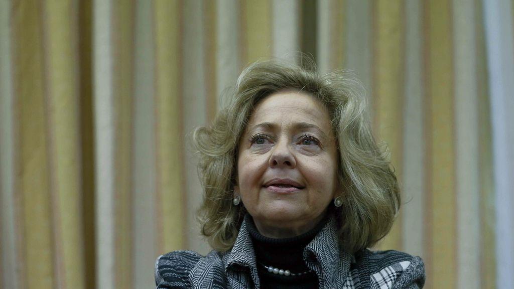 Consuelo Madrigal, nueva fiscal general del Estado.