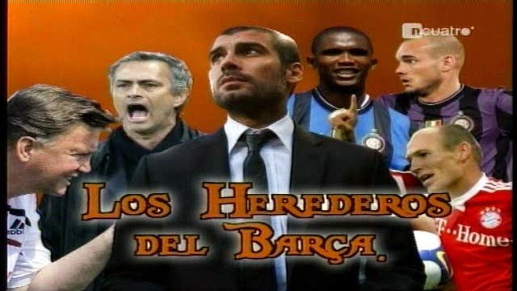 Los herederos del Barça