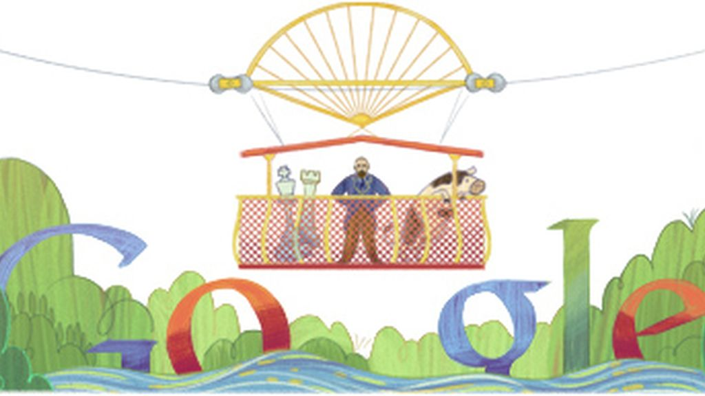 google doodle Leonardo Torres Quevedo