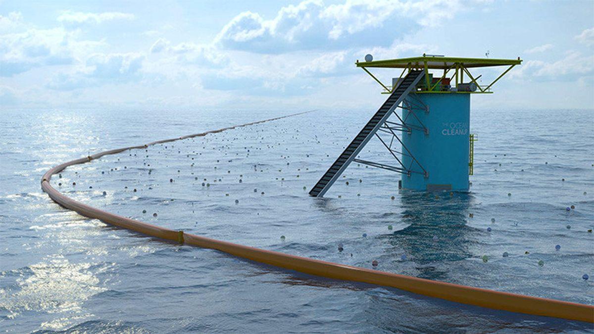 El primer dique se instalará en la costa holandesa