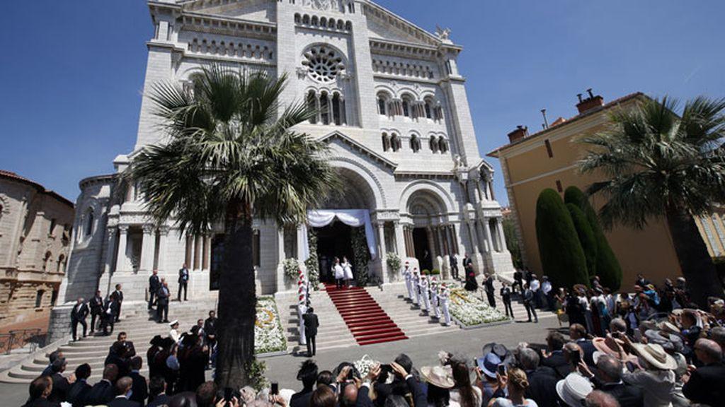 Bautizo Real en Mónaco