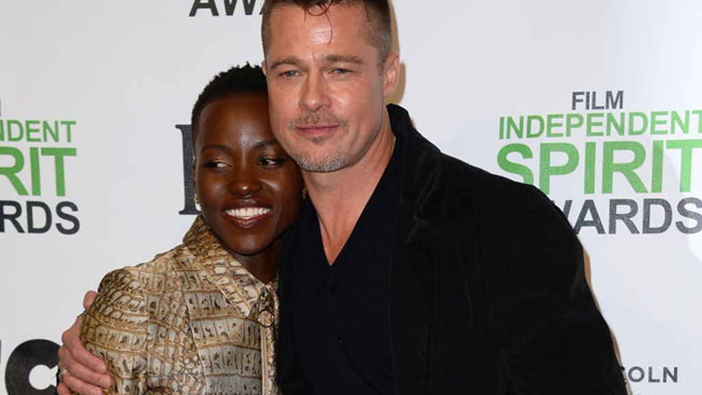 Lupita Nyong'o, la niña bonita de Brad Pitt y de Hollywood